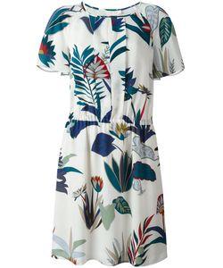 Tory Burch | Платье С Цветочным Принтом