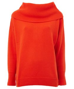 Maison Ullens | Wide Collar Knitted Sweater