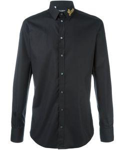 Dolce & Gabbana | Рубашка С Нашивкой