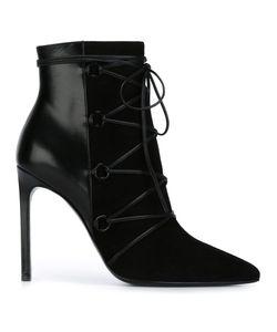 Saint Laurent | Ботинки По Щиколотку