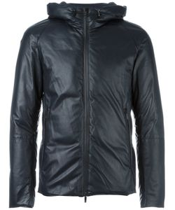 Emporio Armani | Two-Way Zip Hooded Jacket