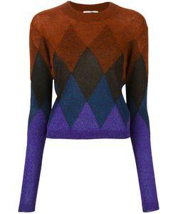 Marco De Vincenzo | Dégradé Effect Geometric Sweater