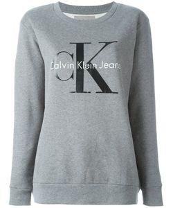 Calvin Klein Jeans   Толстовка С Принтом Логотипа