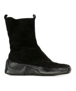 Prada | Ботинки На Утолщенной Подошве