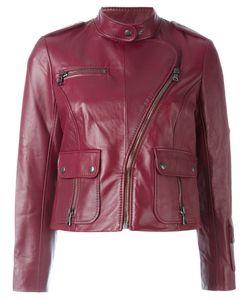 Marc Jacobs | Укороченная Байкерская Куртка