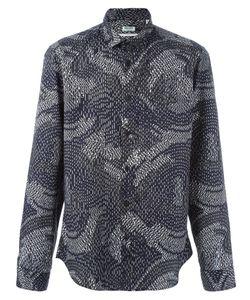 Kenzo   Psychedelic Camo Shirt