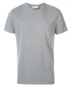 Maison Kitsune | Футболка С Вышитым Логотипом
