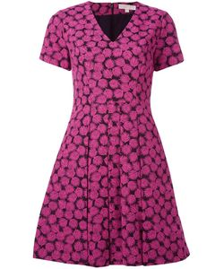 Michael Michael Kors | Pleated Printed Dress