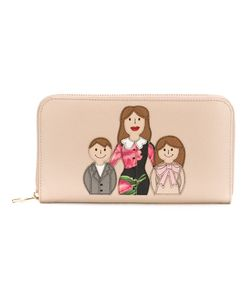 Dolce & Gabbana | Family Patch Wallet