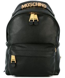 Moschino | Рюкзак С Логотипом