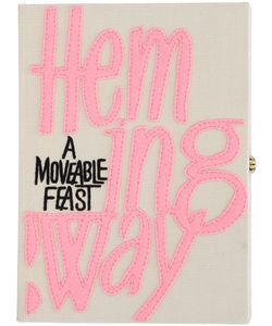 Olympia Le-Tan | The Webster X The Ritz A Moveable Feast Clutch