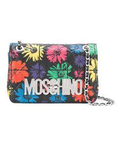 Moschino | Сумка Через Плечо С Цветочным Принтом