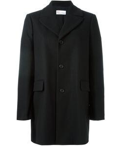 Red Valentino | Однобортное Пальто