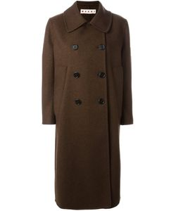 Marni | Двубортное Пальто
