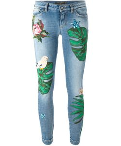 Dolce & Gabbana | Patch Jeans