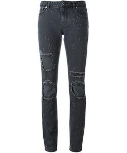 Givenchy   Distressed Effect Jeans