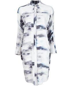 Zero + Maria Cornejo | Платье-Рубашка