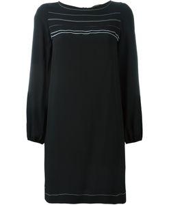 Odeeh | Платье С Контрастной Окантовкой