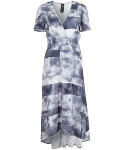 Zero + Maria Cornejo | Платье С Запахом