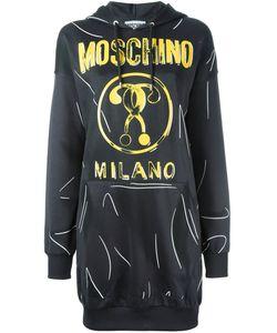 Moschino | Платье-Толстовка
