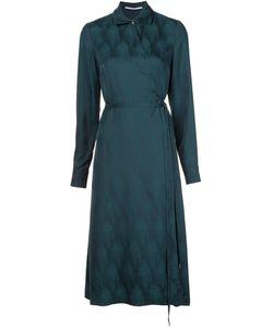 ROSETTA GETTY | Платье-Рубашка С Запахом