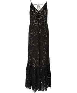 Lanvin | Платье С Цветочным Узором