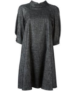 Kenzo | Платье С Воротником-Воронкой