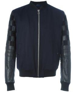 Lanvin | Varsity Style Bomber Jacket