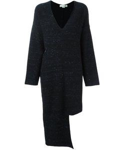 Stella Mccartney | Асимметричное Платье С Вырезной Деталью