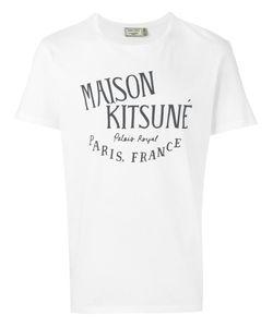 Maison Kitsune | Футболка Palais Royal