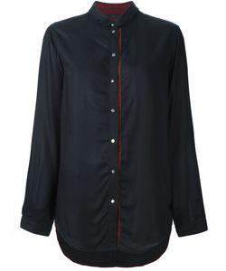 Diesel | Рубашка С Контрастной Планкой