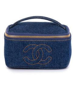 Chanel Vintage | Denim Cosmetic Case