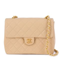 Chanel Vintage | Quilted Chain Shoulder Bag