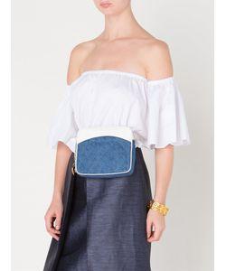 Chanel Vintage | Panelled Denim Bum Bag