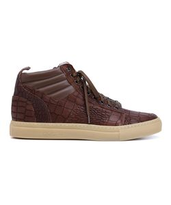 DEL TORO SHOES | Chukka Hi-Top Sneakers