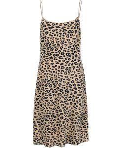 Equipment | Платье С Леопардовым Принтом