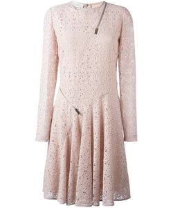 Stella Mccartney | Кружевное Платье С Молниями