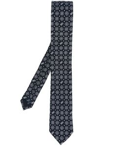 Dolce & Gabbana | Галстук С Орнаментом