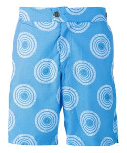 Okun | Patrice Circle Print Swim Shorts
