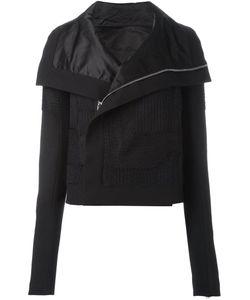 Rick Owens | Байкерская Куртка С Вышивкой