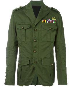 Dsquared2   Куртка В Стиле Милитари Golden Arrow