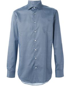 Etro | Рубашка С Геометрическим Узором