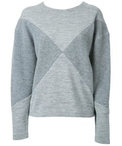 FAD THREE | Panelled Sweatshirt