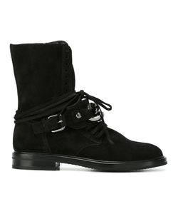 Casadei | Ботинки С Ремешками На Пряжке