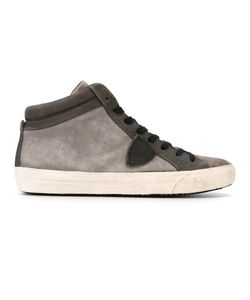 Philippe Model | Tonal Hi-Top Sneakers