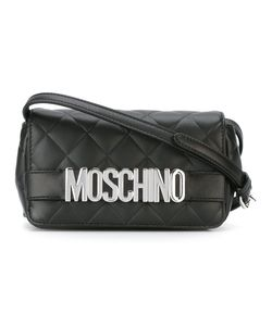 Moschino | Сумка Через Плечо С Логотипом
