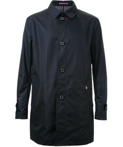 GUILD PRIME | Relaxed Fit Button Up Classic Trench Coat