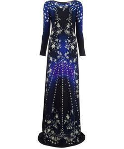 Roberto Cavalli | Платье С Принтом Звезд