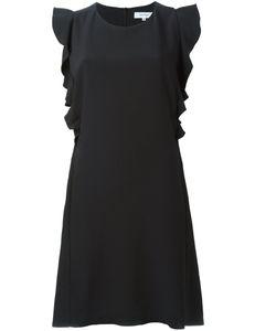 Carven | Платье С Оборками