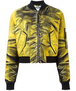 Moschino | Куртка-Бомбер Trompe-Lœil